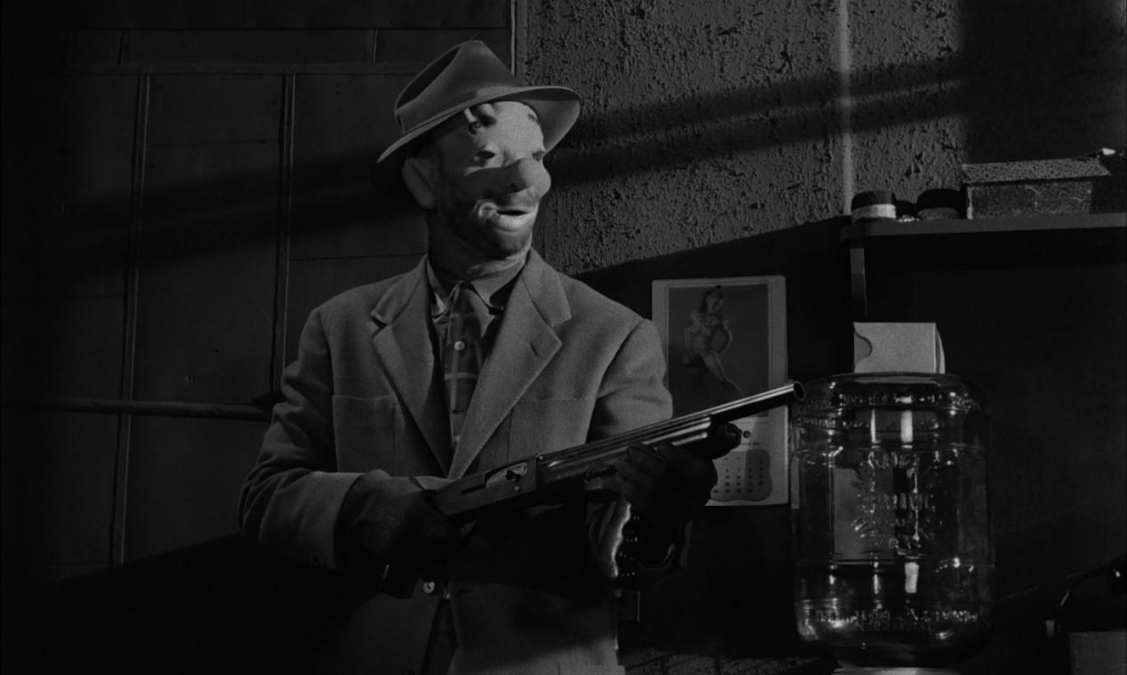 Top 250 фильмов IMDb Убийство (The Killing) (1956)