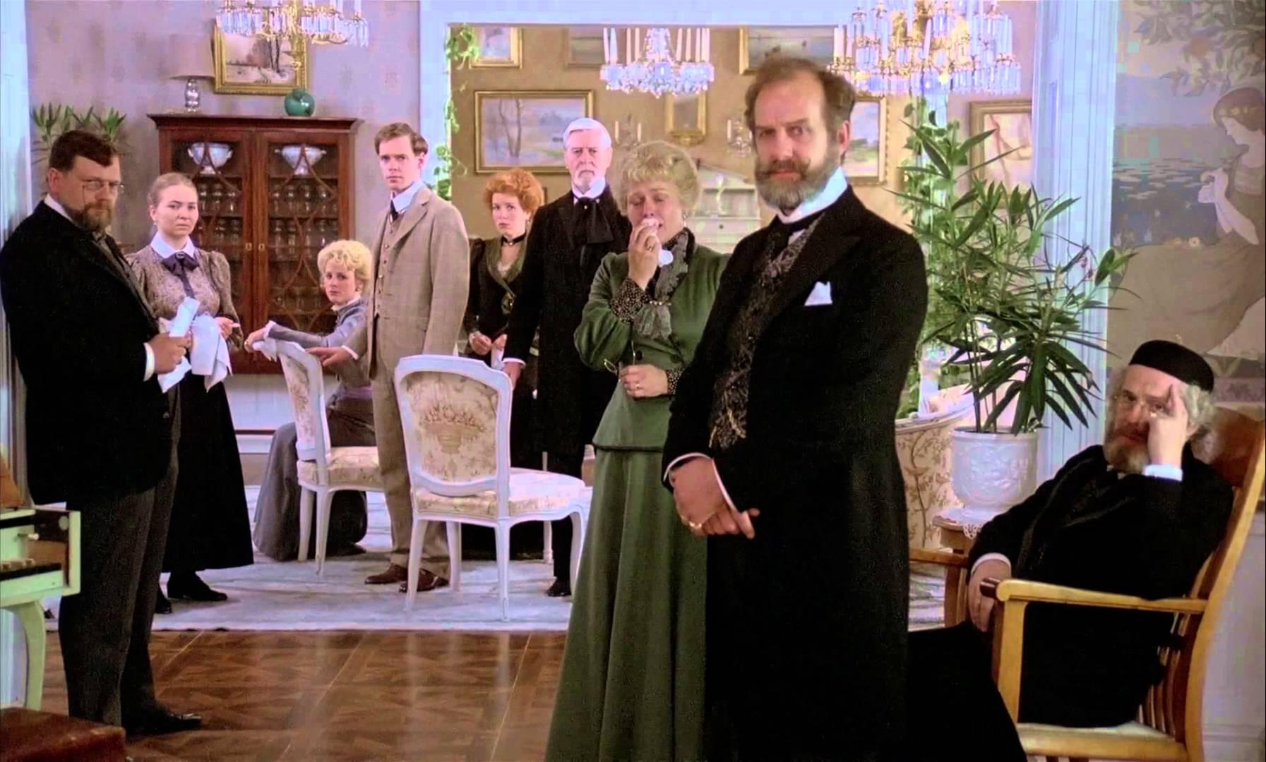 Top 250 фильмов IMDb Фанни и Александр (Fanny och Alexander) (1982)