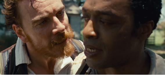 Top 250 фильмов IMDb 12 Лет Рабства (12 Years a Slave) (2013)