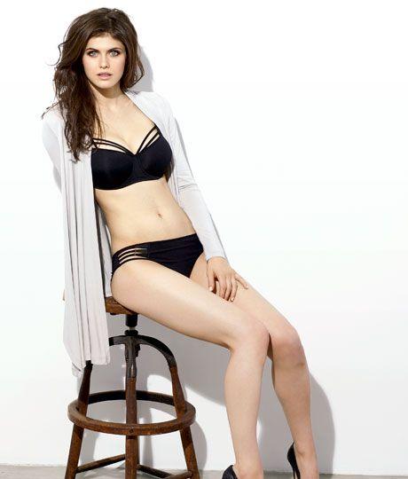 Александра Даддарио фото белье Alexandra Daddario photo underwear