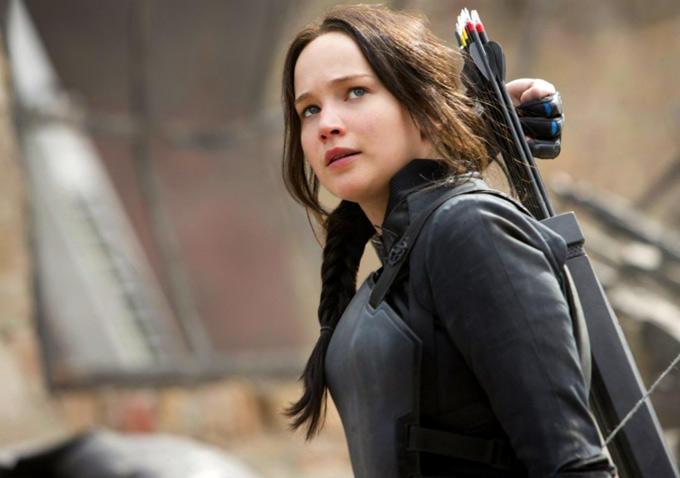 Трейлер Голодные игры Сойка-пересмешница. Часть II (The Hunger Games Mockingjay - Part 2)