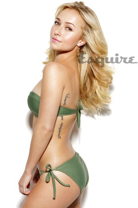 Хейден Панеттьер фото бикини Hayden Panettiere bikini