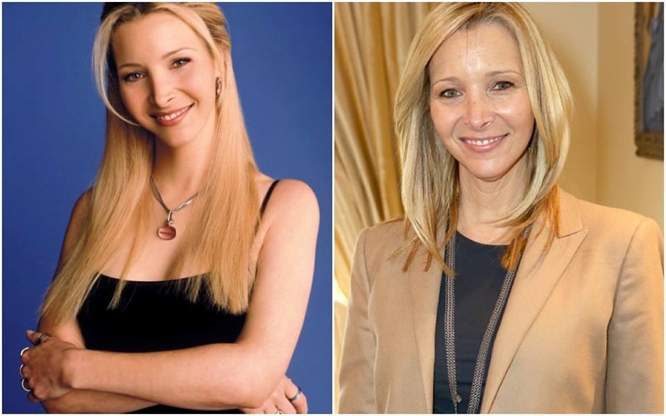 Актеры сериала друзья тогда и сейчас