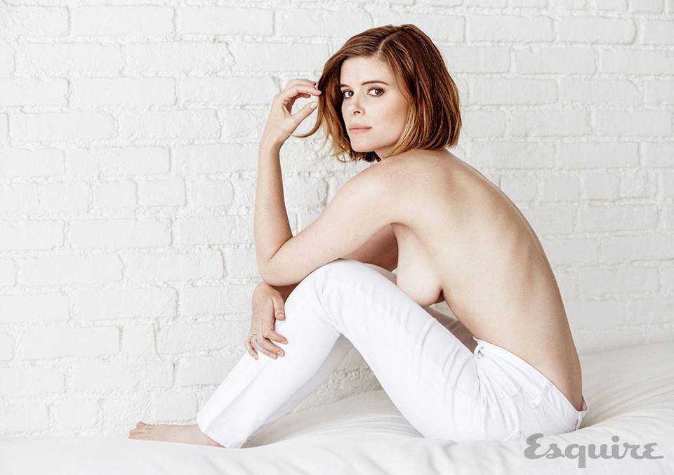 Кейт Мара Esquire фотосессия
