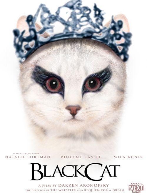 Мимимишное кино коты постеры
