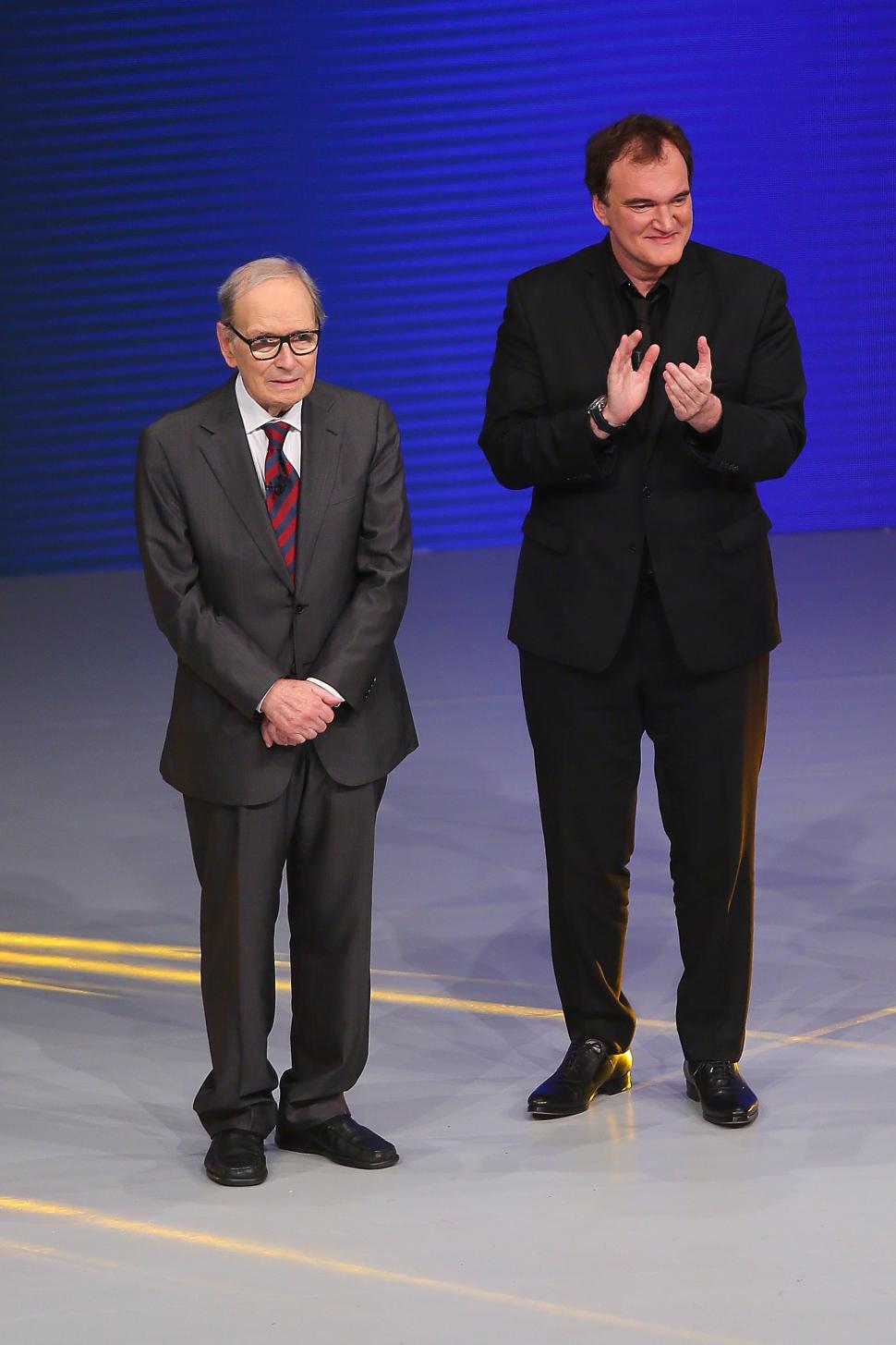 Эннио Морриконе станет композитором для фильма Омерзительная восьмерка