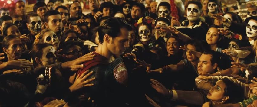 новый трейлер Бэтмен против Супермена