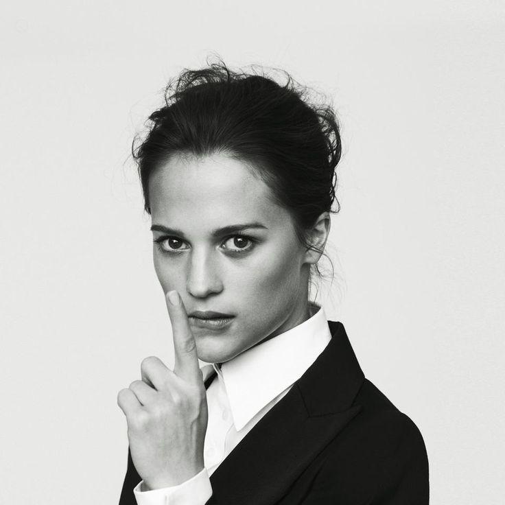 Алисия Викандер фото
