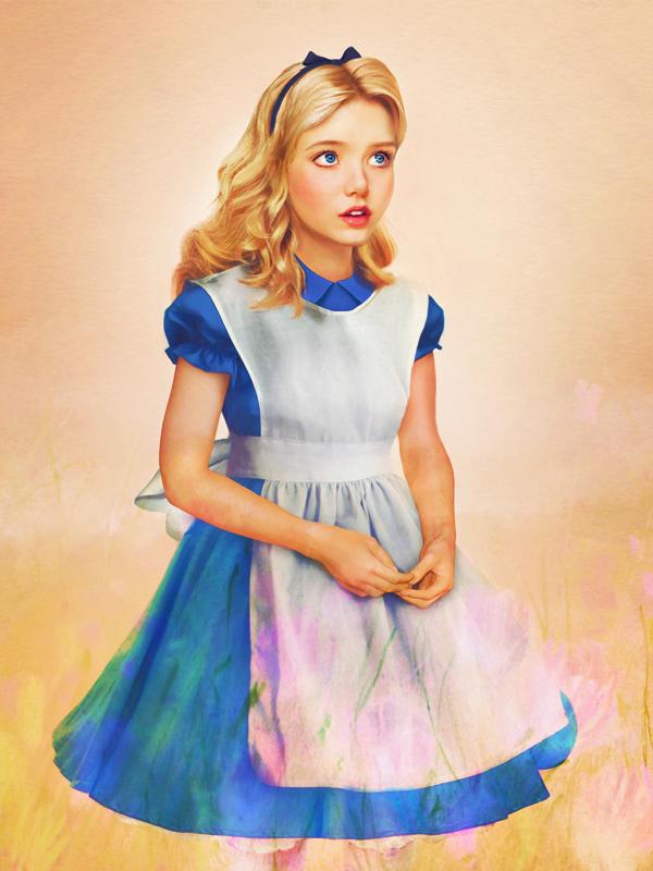 Алиса (в стране чудес)