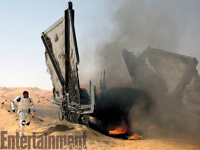 Звездные войны 7 кадры