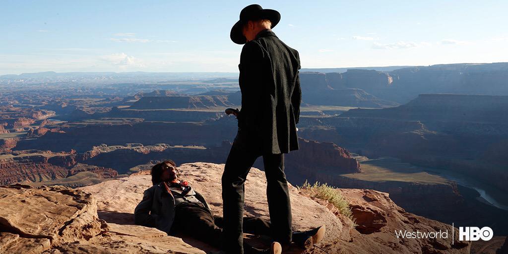 Трейлер Западный мир (сериал) (Westworld)