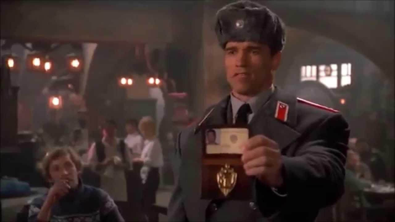 10 лучших боевиков Шварценеггера Красная жара