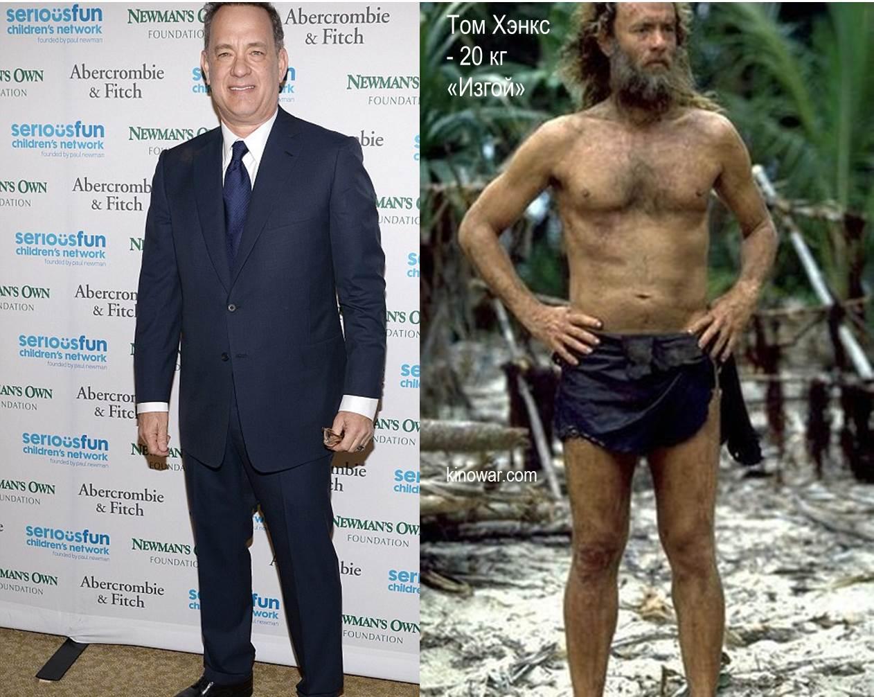 10 актеров, сбросивших вес ради роли