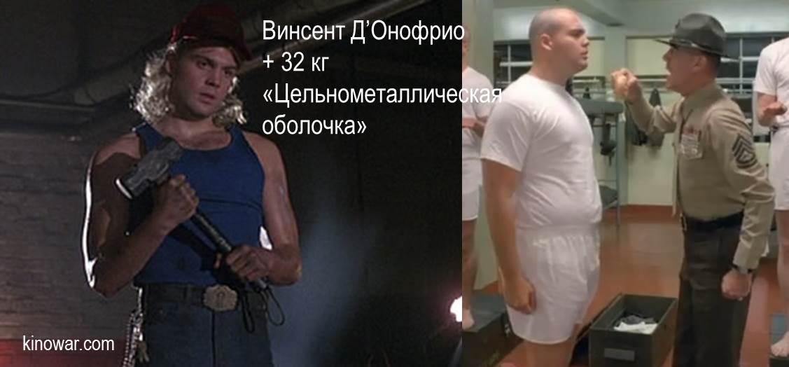 10 актеров, набравших вес ради роли