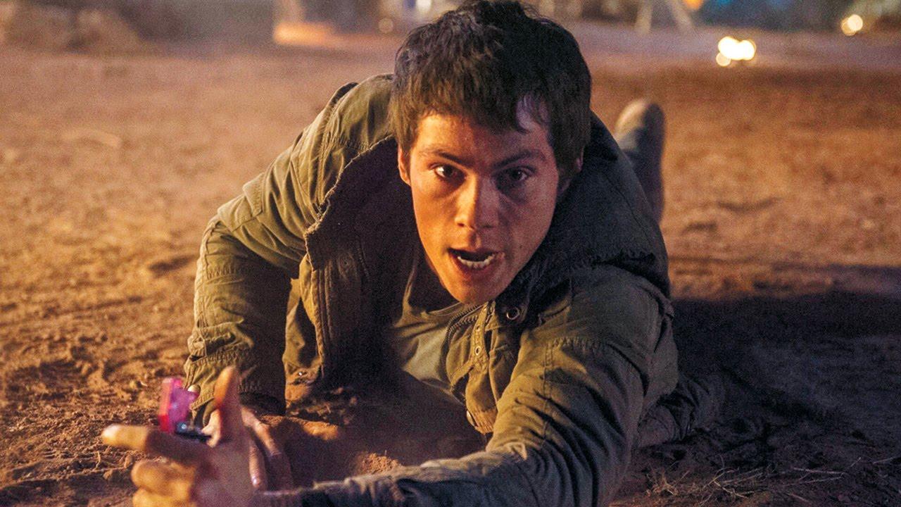 Бегущий в лабиринте: Испытание огнём (Maze Runner: The Scorch Trials)