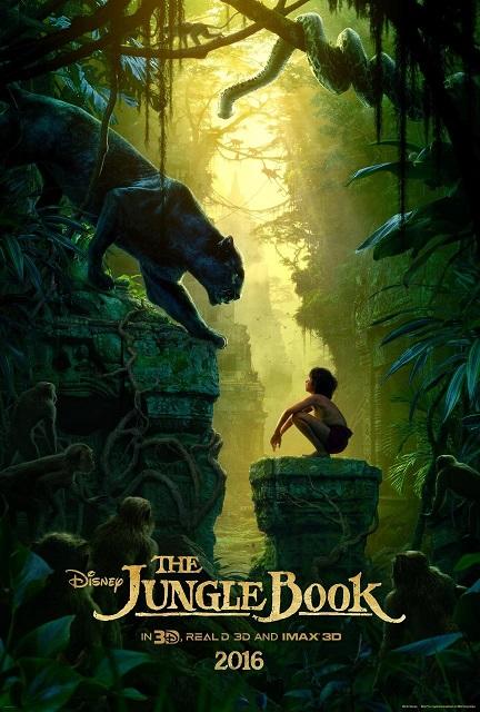 Книга джунглей новый фильм трейлер