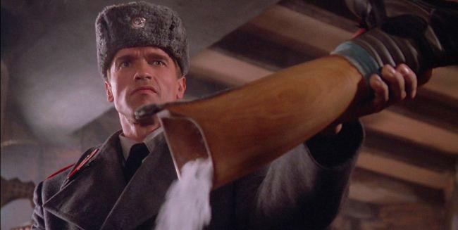 Русский язык в голливудских фильмах