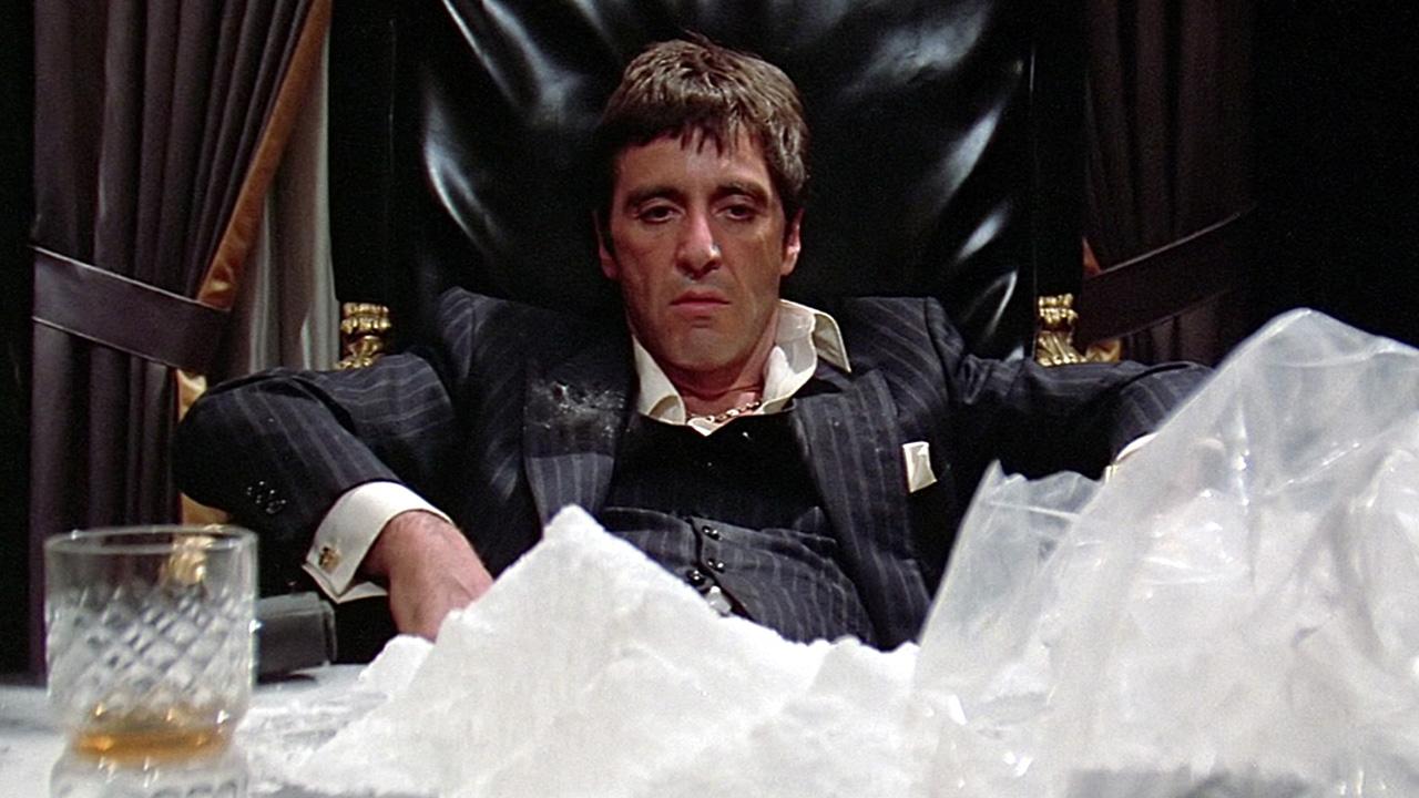 Наркотики в кино