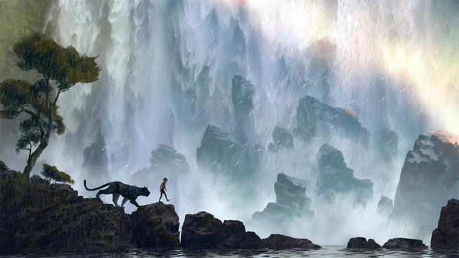 Трейлер: Книга джунглей (The Jungle Book)