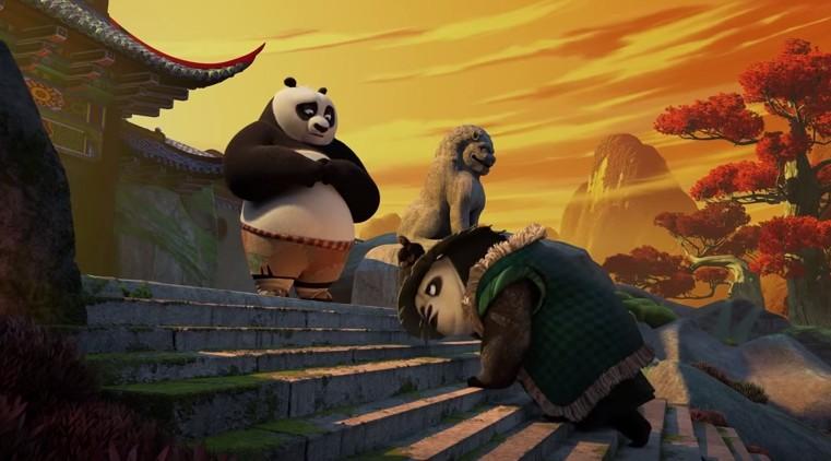 Трейлер Кунг-фу Панда 3 (Kung Fu Panda 3)