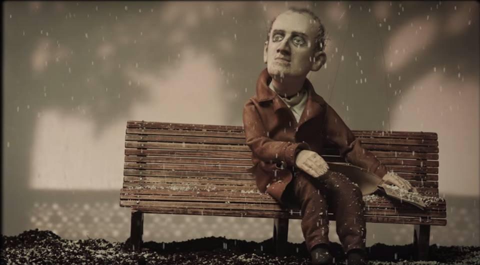 Трейлер документальный фильм об Осипе Мандельштаме
