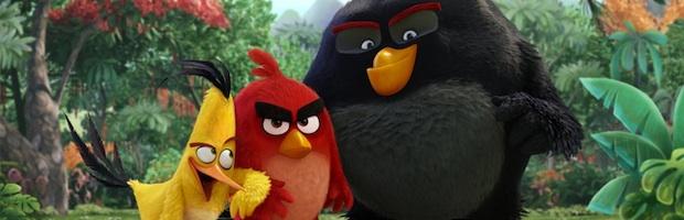 Трейлер: Angry Birds в кино (Angry Birds)