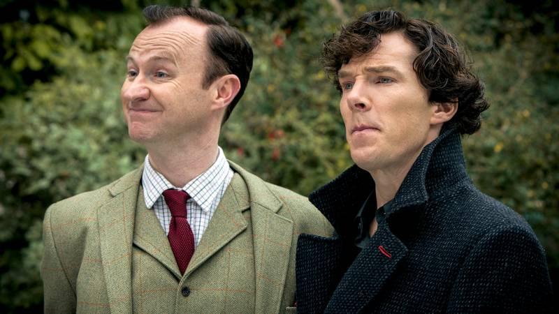 Шерлок 4 сезон съемки начнутся в апреле 2016