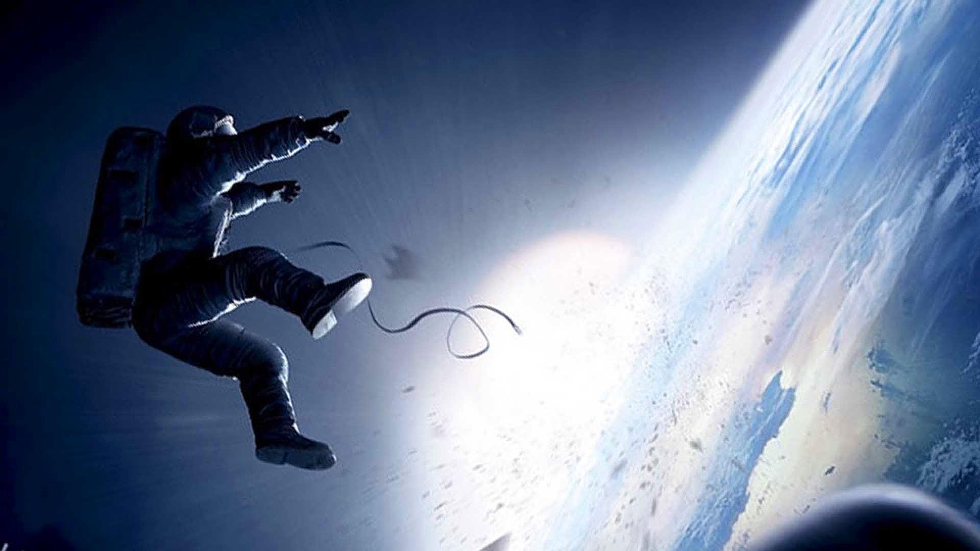 гравитация кадры