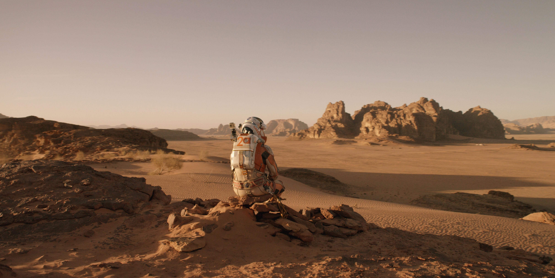 марсианин кадр 1