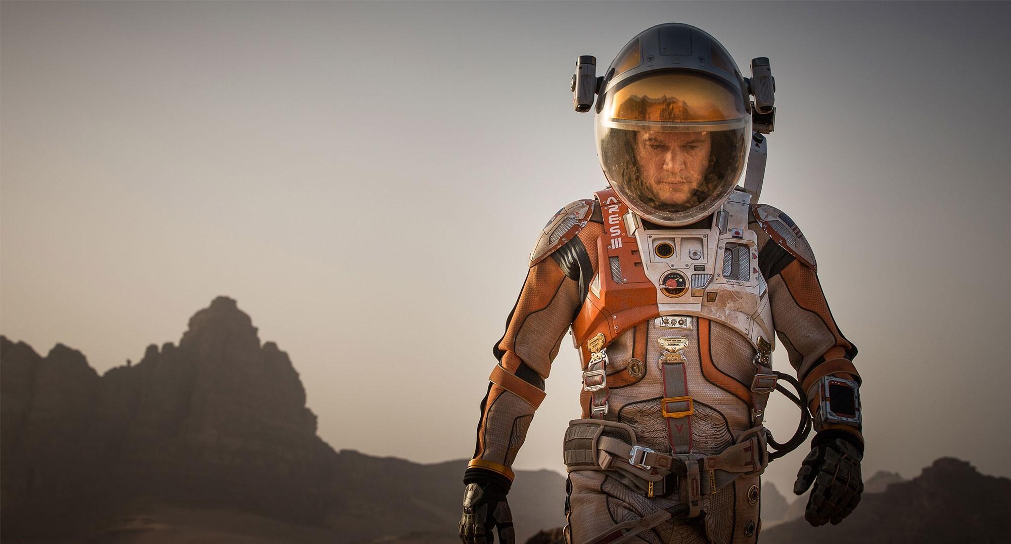 марсианин кадр 2