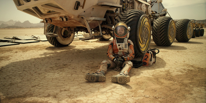 марсианин кадр 3