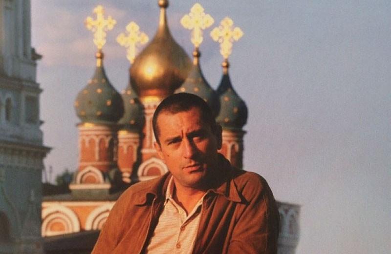 Роберт Де Ниро в СССР