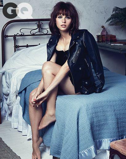 Felicity Jones photo