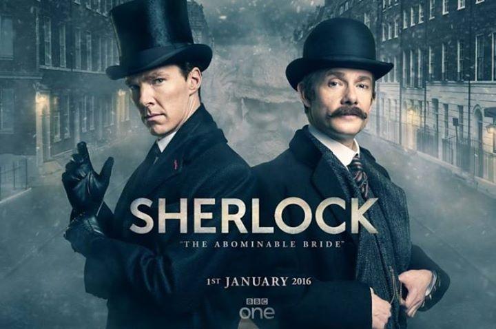 Новый эпизод Шерлок сериал