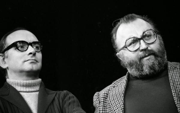 Сердижо Леоне режисер Эннио Морриконе композитор