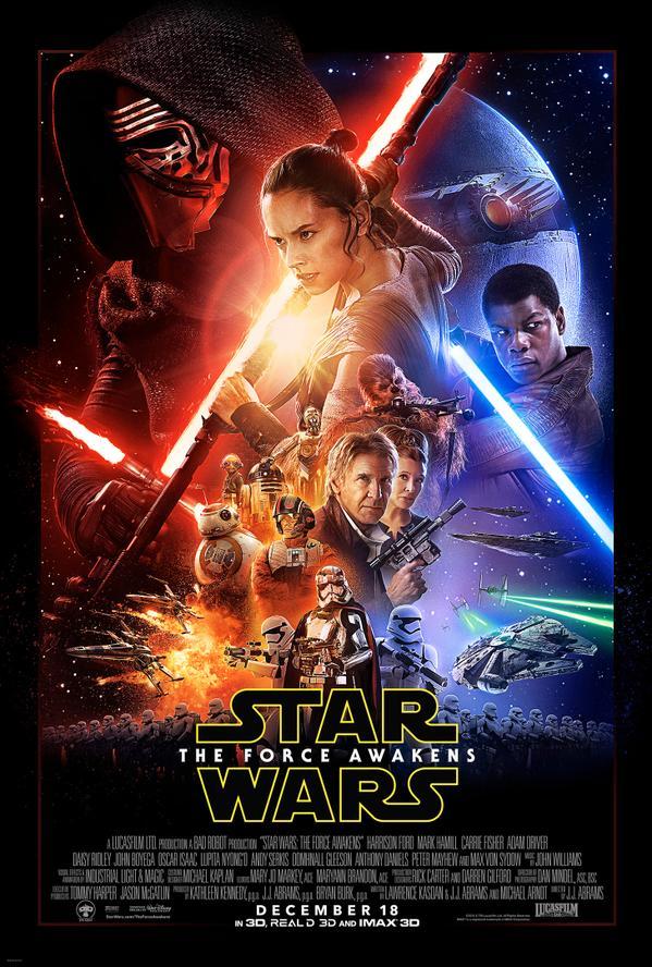 постер 7 части звездных войн