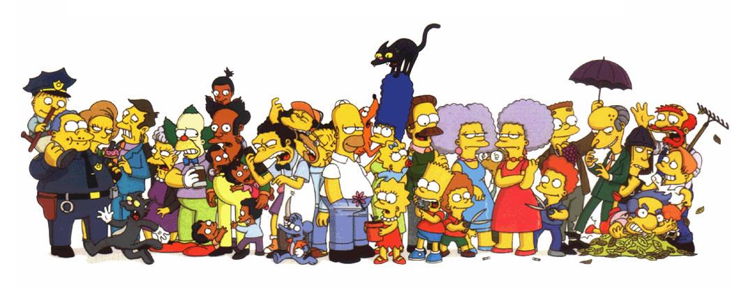 Как озвучивали Симпсонов