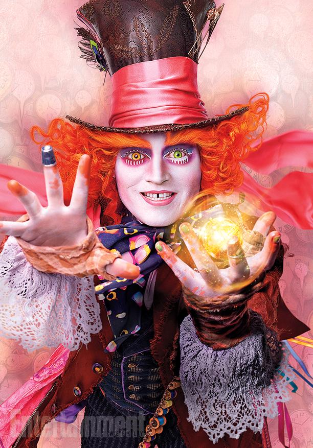 Алиса в Зазеркалье промо-фото