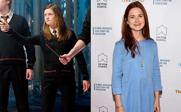 Гарри Поттер 15 лет спустя