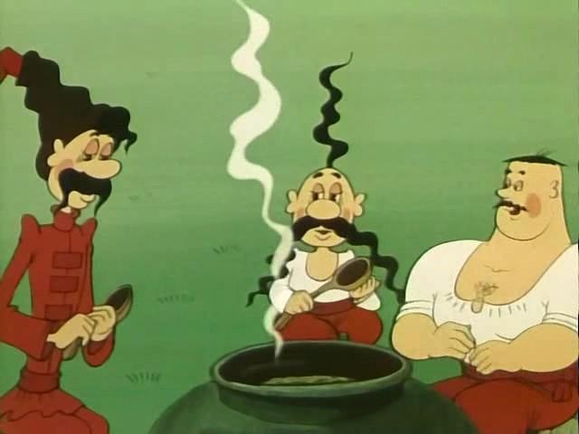 Продолжение мультфильма о казаках выйдет в 2016 году
