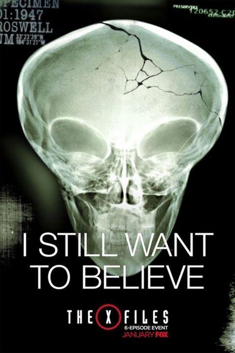Я все еще хочу верить Секретные материалы