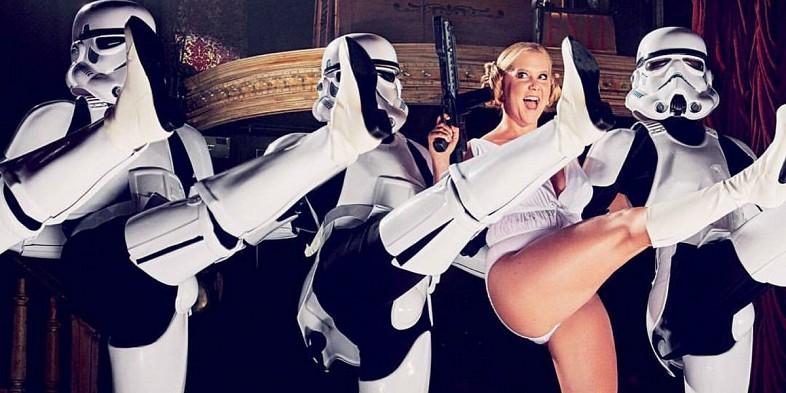 Эми Шумер Звездные войны