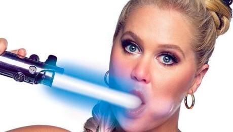 Эми Шумер Звездные войны минет световой меч превью Amy Schumer Star Wars blowjob light sober