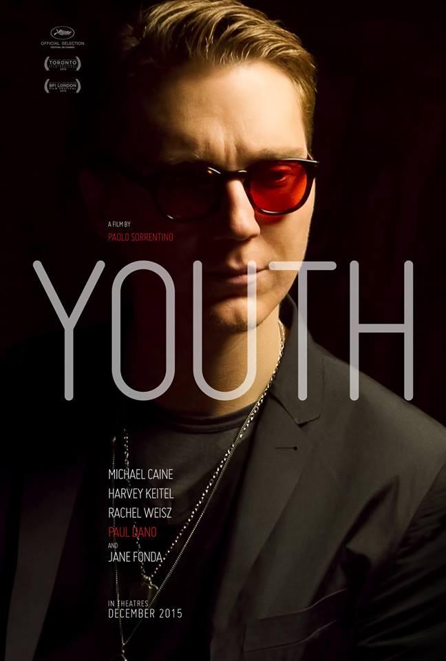 Постеры фильма Паоло Соррентино Молодость