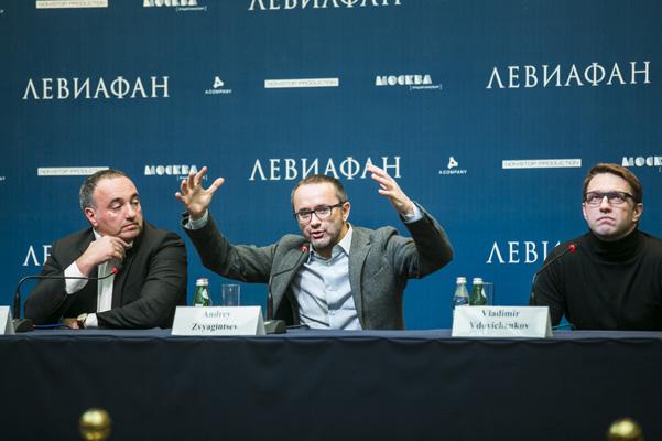 Александр Роднянский интервью Андрей Звягинцев Левиафан