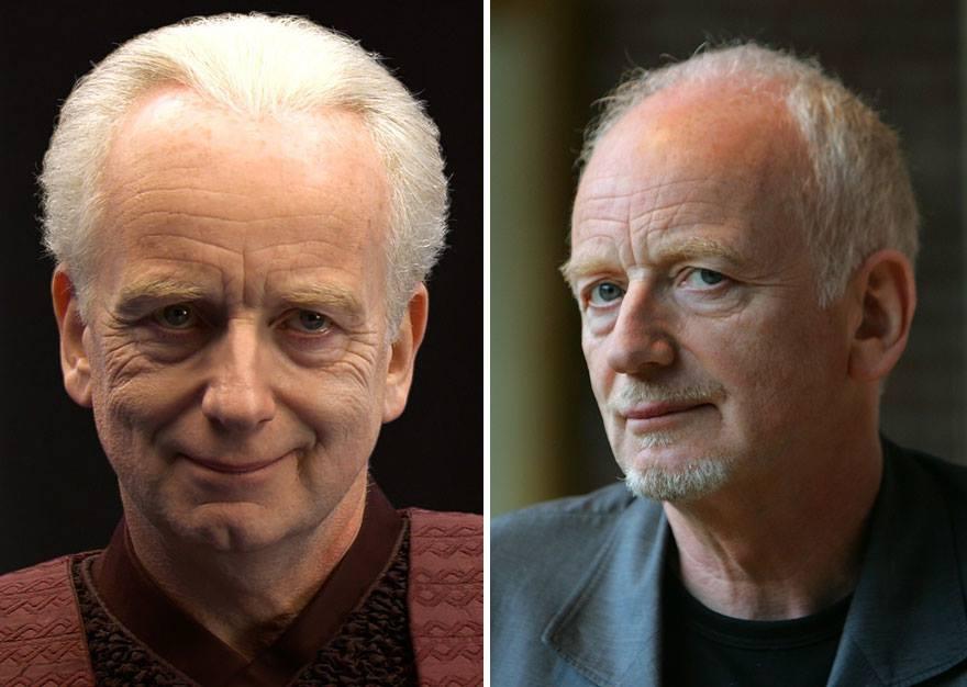 Как изменились актеры Звездных войн