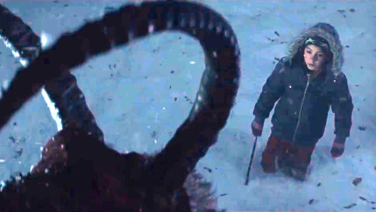 Крампус похититель Рождества (Крампус Krampus)
