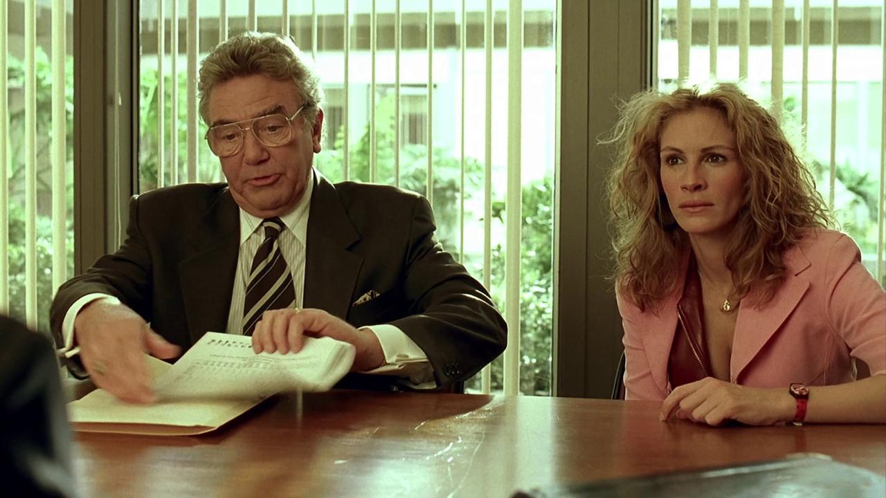 Эрин Брокович (Erin Brockovich) рецензия на фильм