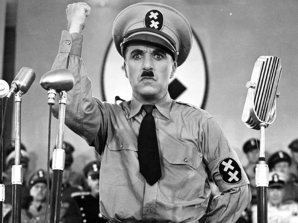 великий диктатор кадр