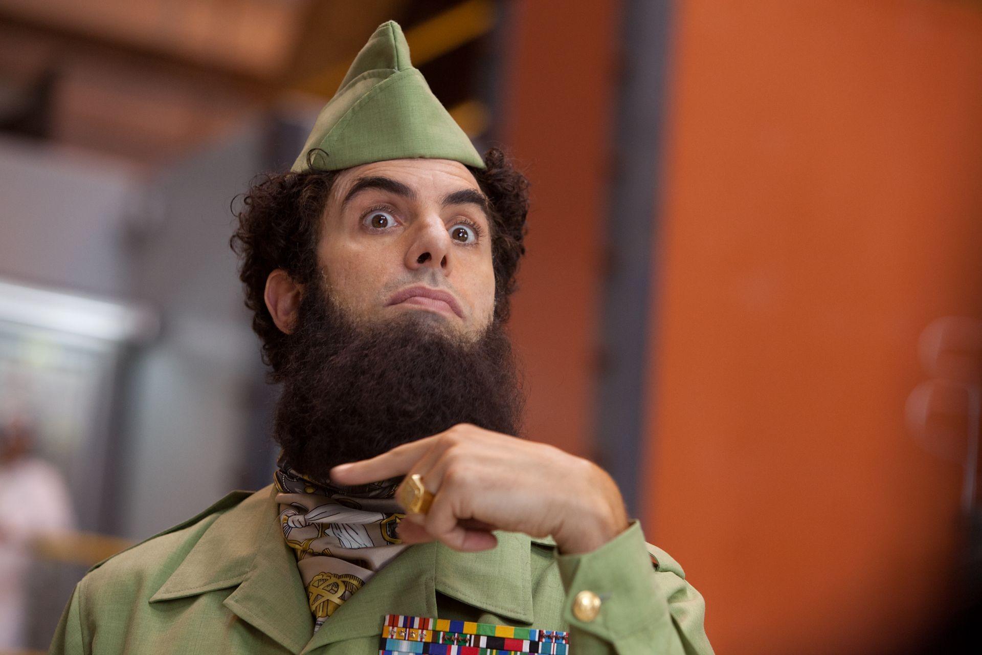 диктатор кадр